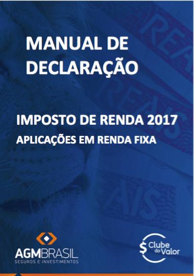 manual declaração IR