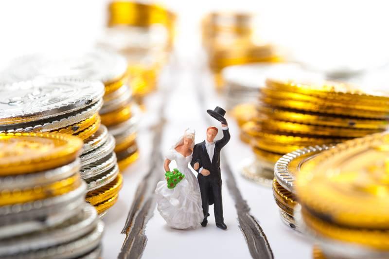 casamento e finanças