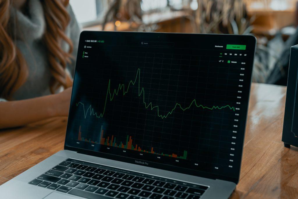 Computador, simulação de investimento