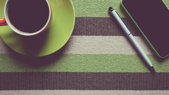 cafe no trabalho