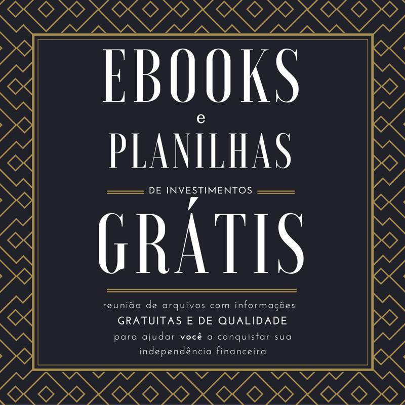 ebooks e planilhas gratis