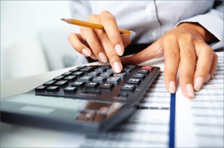 mapear o orçamento