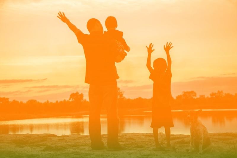 Cuide da sua família