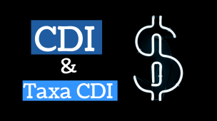 CDI e Taxa CDI