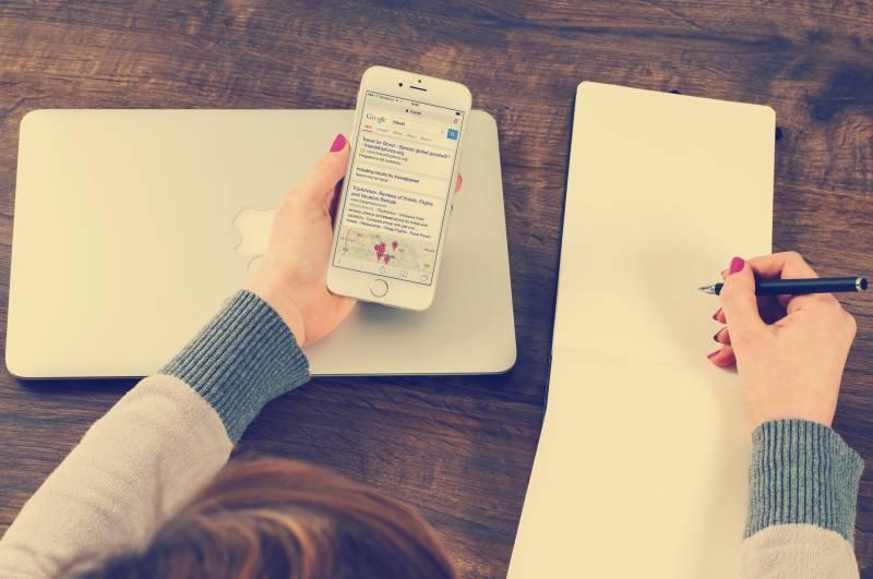 planejamento de finanças pessoais - anote os seus gastos