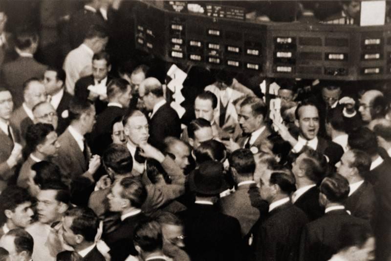 Histórico da Bolsa de Valores