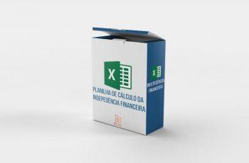 """E-book """"Gestão Profissional de Investimentos"""" planilha-independencia-financeira"""