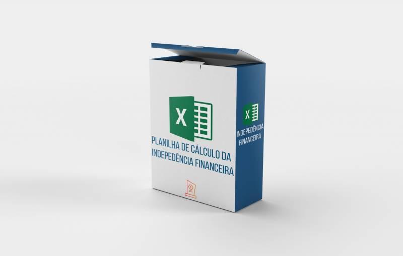Planilha Comparativa de Investimentos em Renda Fixa planilha-independencia-financeira