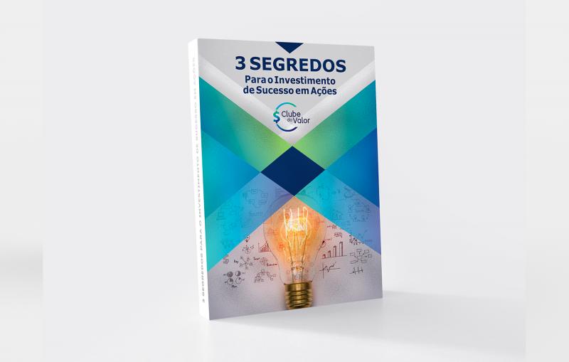 """E-book """"As 5 Melhores Dicas de Investimentos da Conferência de Sócios do Warren Buffett"""" mockup-3-segredose"""